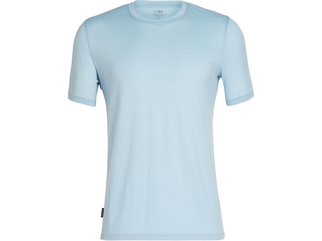 Icebreaker Tech Lite SS Crewe Top Men, sky